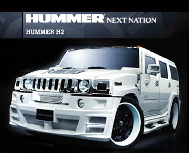 Hummer H2 NEXT NATION STAGE 2