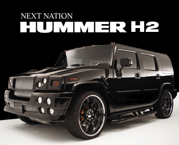 Hummer H2 NEXT NATION STAGE 1