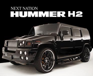 Hummer H2 NEXT NATION STAGE 1