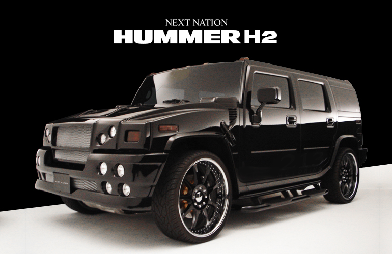 Hummer H2 NEXT NATION